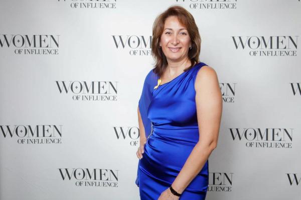 Sarah Sajedi, RBC Canadian Women Entrepreneur Award Sustainability Finalist
