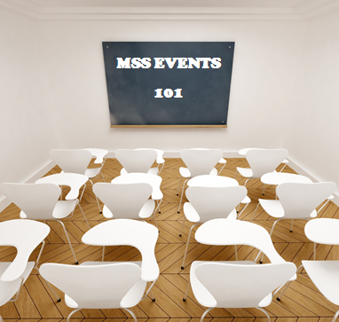 Air Emission Management for MSS Events