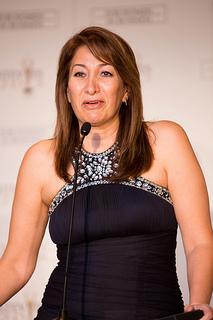 Sarah Sajedi wins Stevie Award