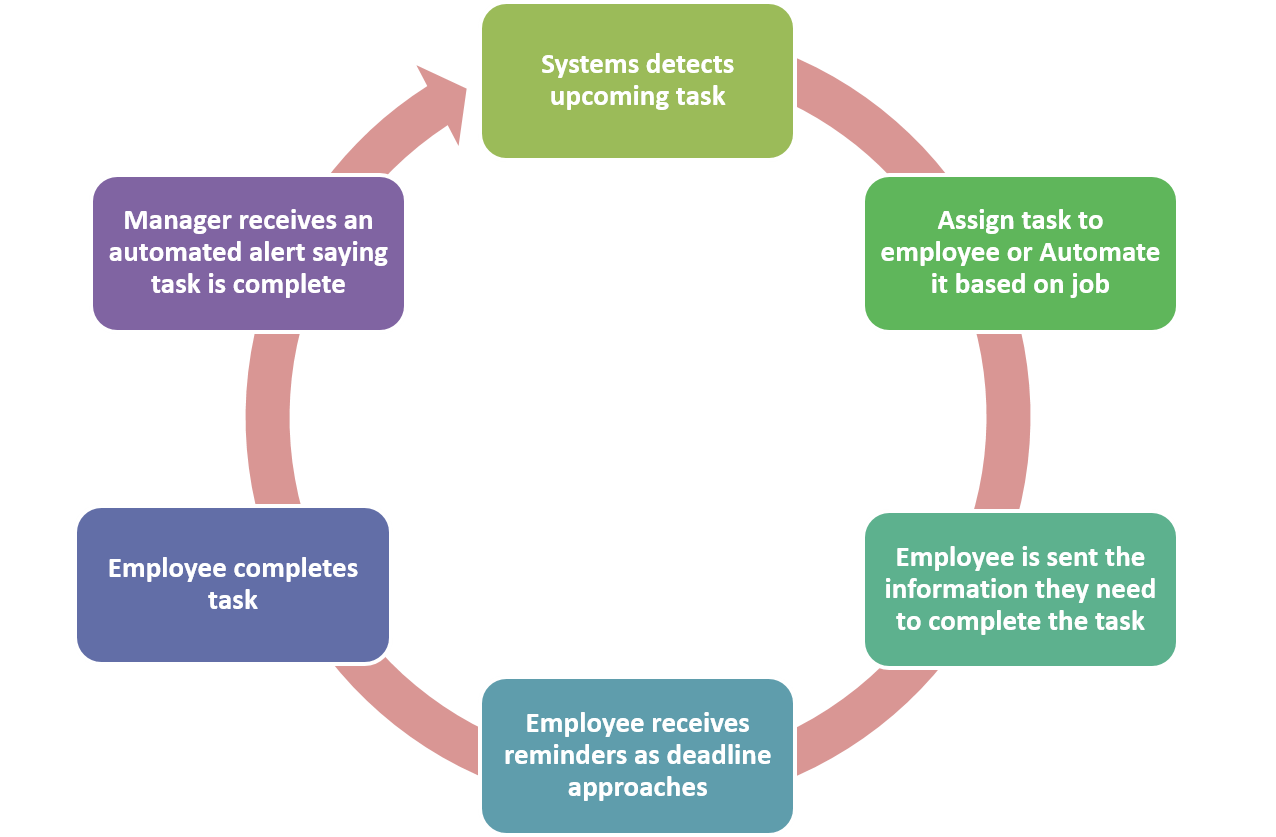 Compliance System Software - Putting everything together