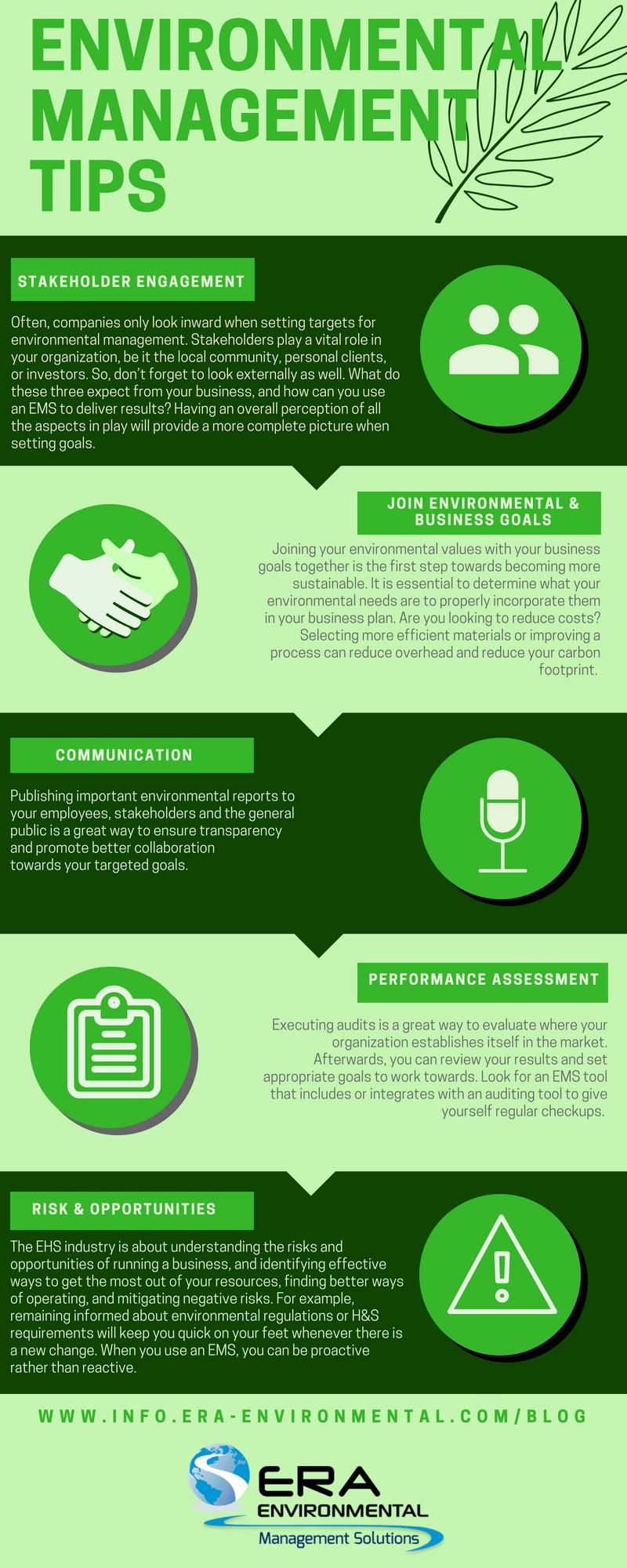Environmental Management Tips V2