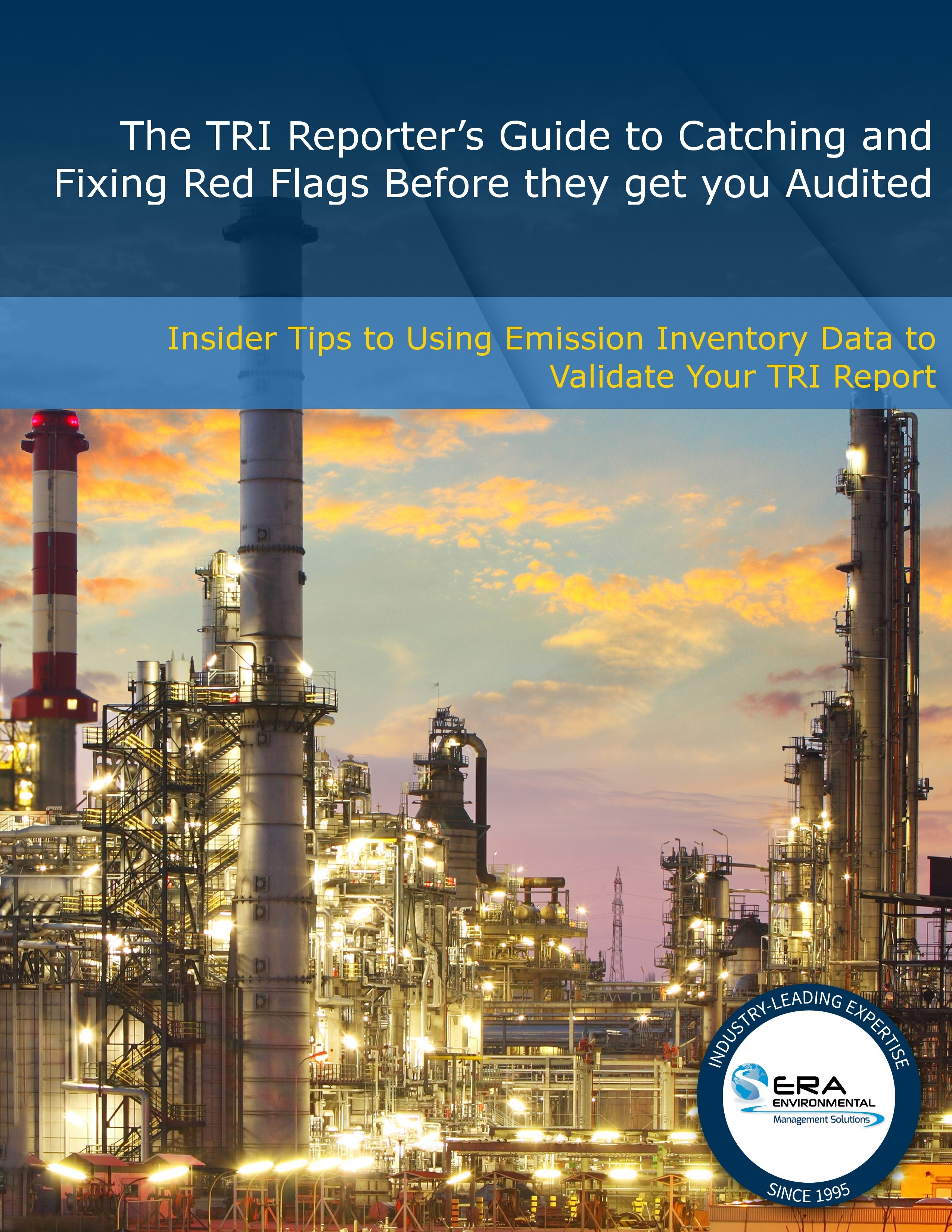 TRI Guide: Finding and Fixing EPA Red Flags