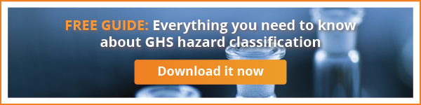 GHS hazard classification