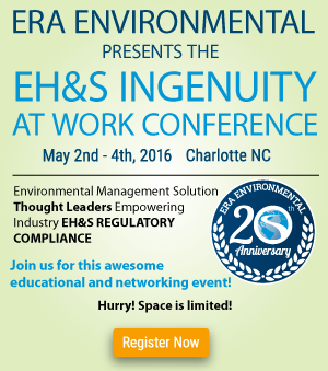 EHS Ingenuity at Work Conference Add