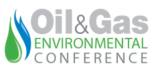 Oil and Gas Environmental Conference Logo from http://www.cvent.com/events/2015-oil-gas-environmental-conference/event-summary-bc32658d824743ae8058d37f55a9a766.aspx